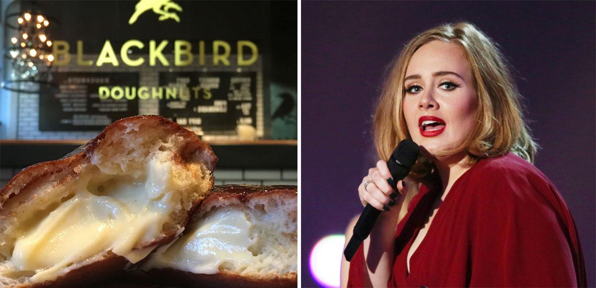 Blackbird Doughnuts Adele