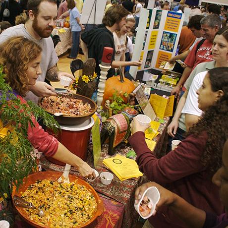 Boston Vegetarian Food Fest square