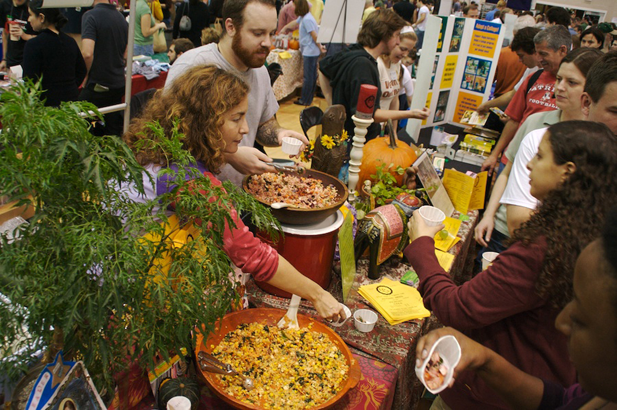 Boston Vegetarian Food Fest
