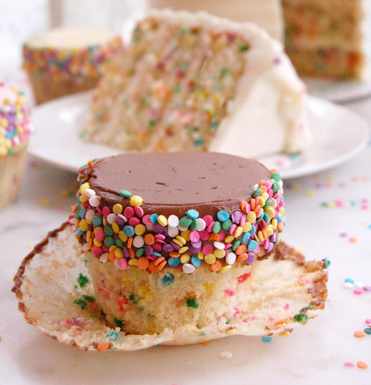 Cupcakes at Magnolia Bakery. / Photo provided
