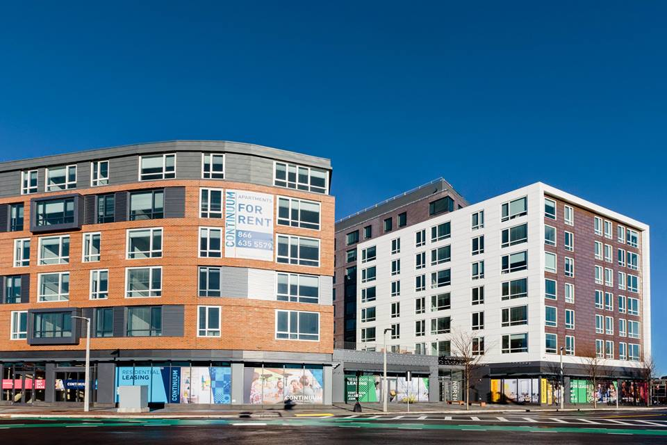 Continuum Allston will be home to Trader Joe's in 2017. / Samuels & Associates