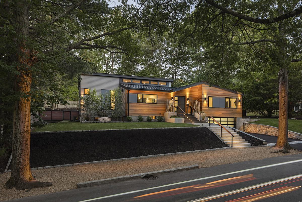 modern chestnut hill