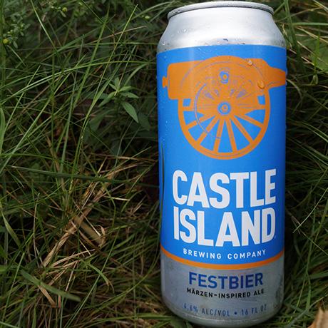 Castle Island  Festbier_Grass feat