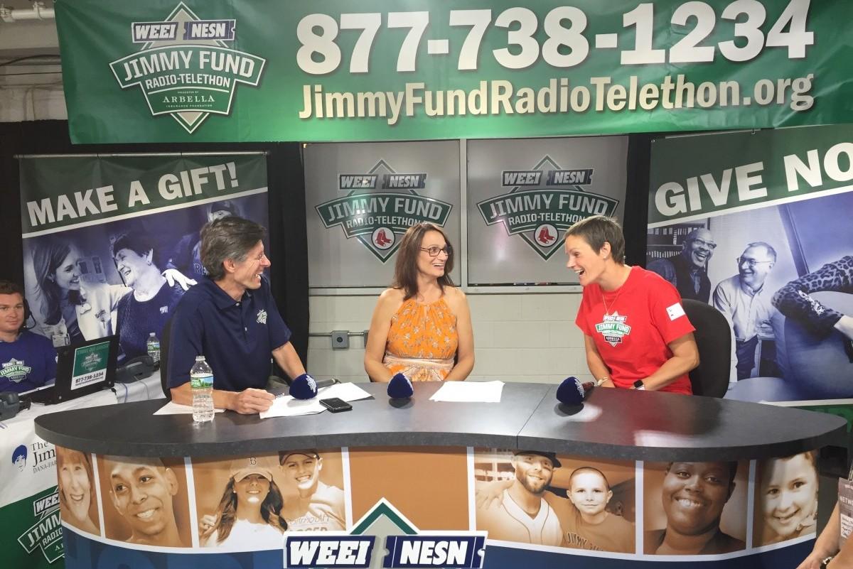 Jimmy Fund Radio-Telethon