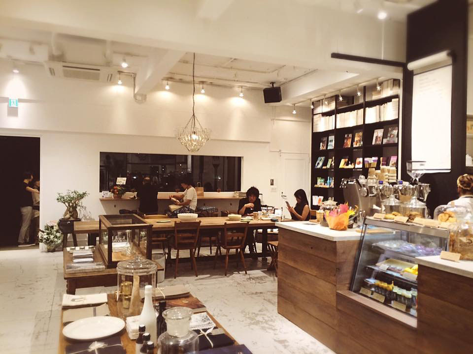Jaho Coffee Tokyo. / Photo provided