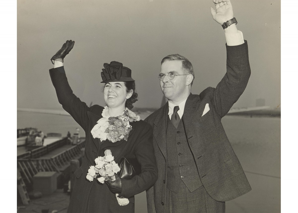 Martha and Watistill Sharp