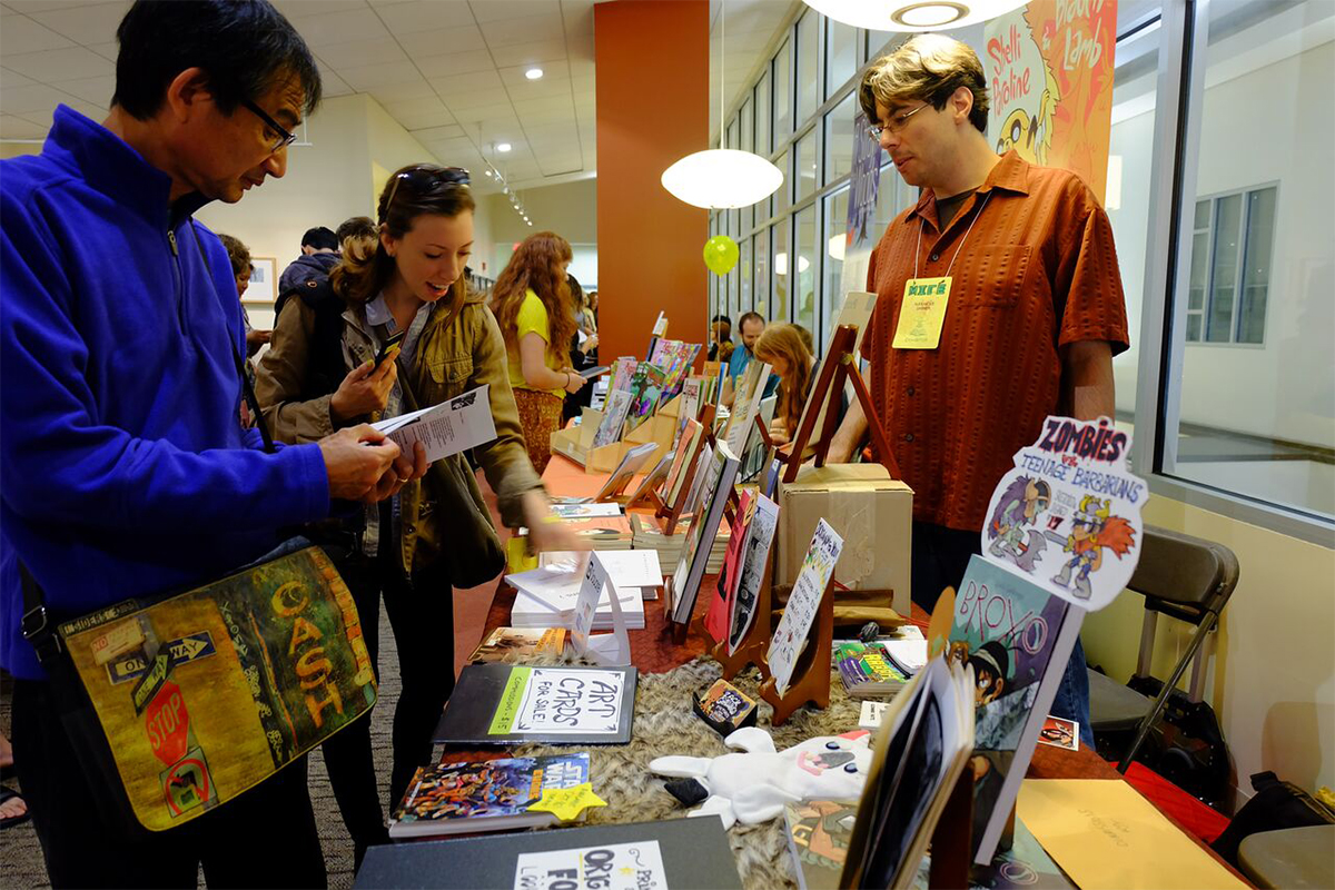 Massachusetts Independent Comics Expo