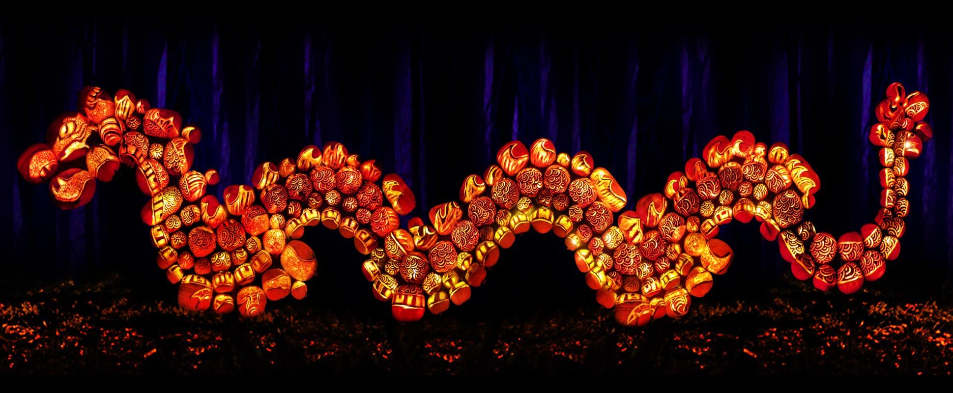 rise of the jack o u0027 lanterns comes to boston this halloween