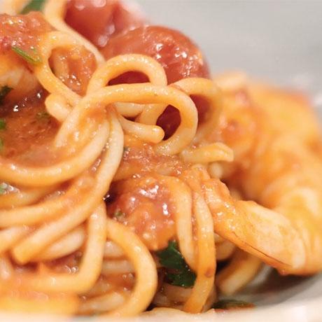 SRV Spaghetti alla Busara Jon Walley video