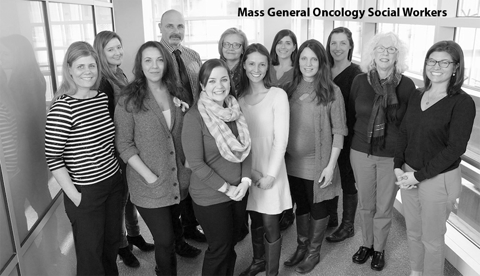 Mass General Cancer Center Social Workers Provide Support