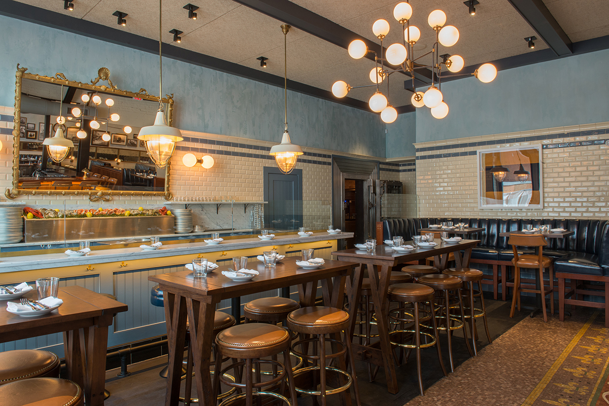 The Hourly Oyster House Opens Tonight In Harvard Square