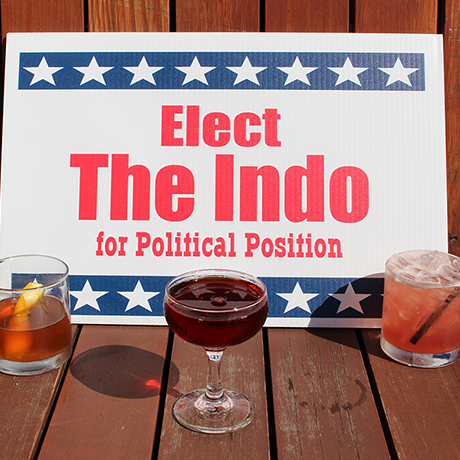 The Indo - Debate Cocktails feat