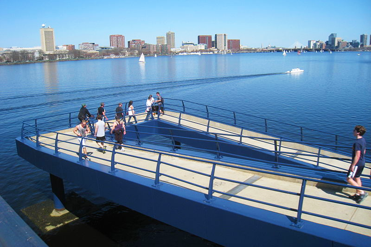 Charles River. Wikimedia Commons.