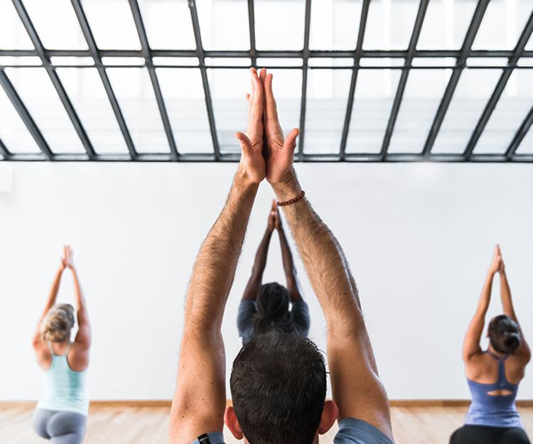 Yogaworks. Photo provided.