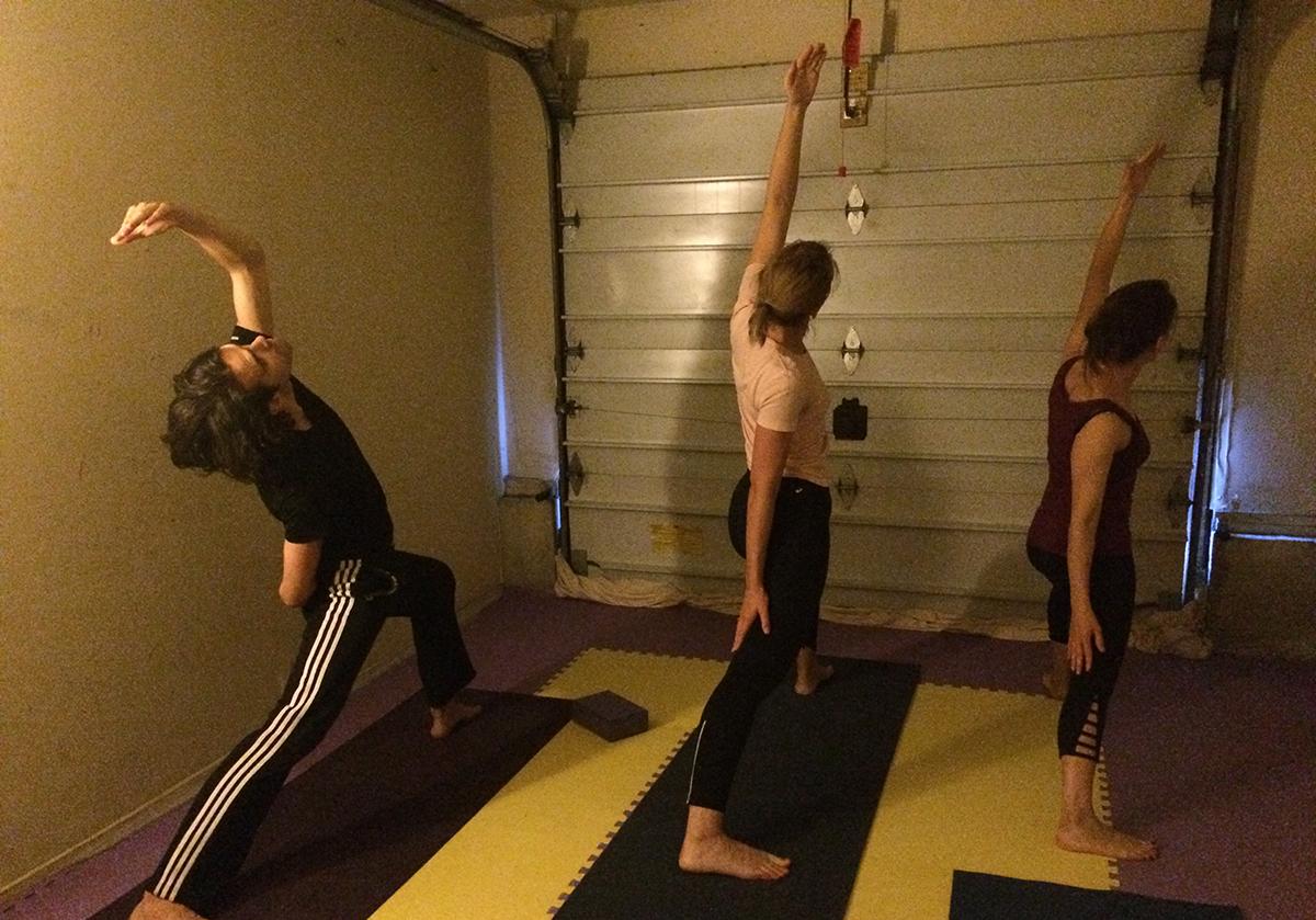 Yogarage