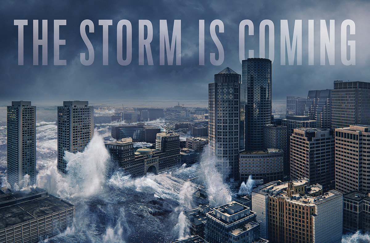 The Storm Is Coming | Boston Magazine