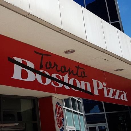 boston pizza sq