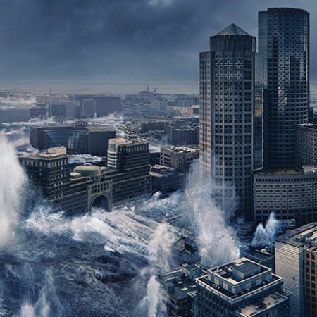 boston storm flooding sq