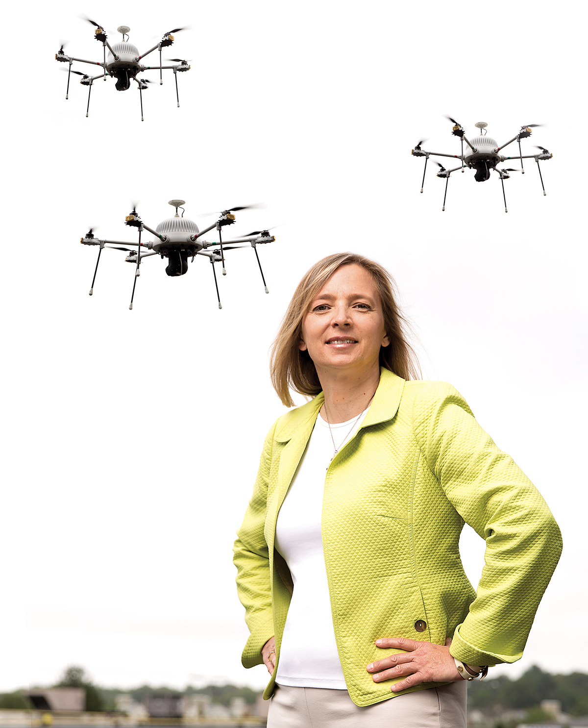 boston tech helen greiner drones