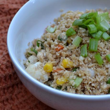 caul rice square