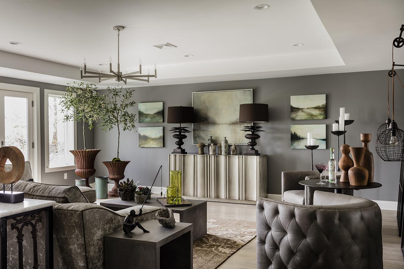 design home 2016 boston magazine Family Room
