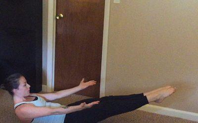 dorm room workout
