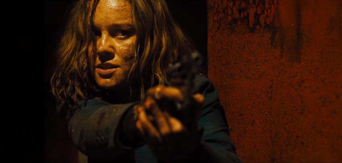 Brie Larson in Free Fire