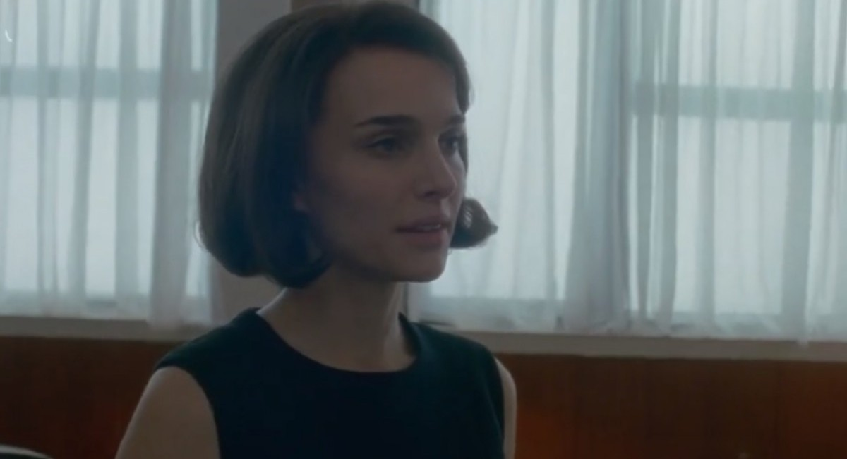 Watch first clip from natalie portman s jackie kennedy for Jackie kennedy movie