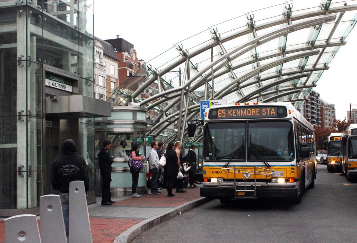 mbta bus 1