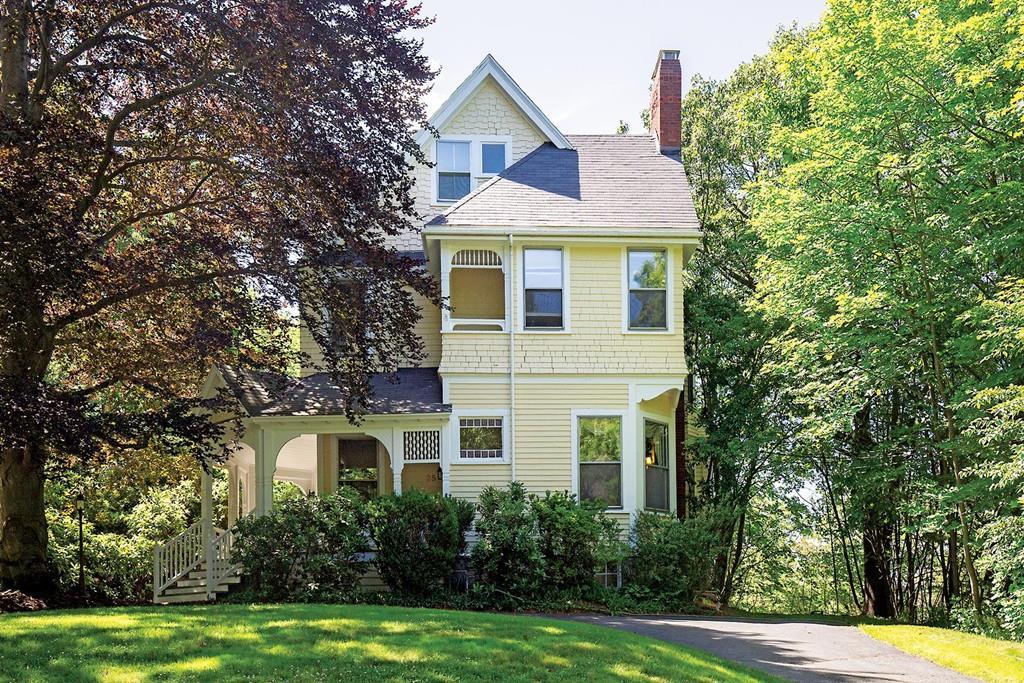 queen anne house boston