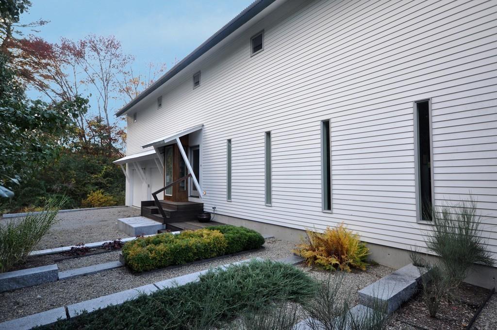 modern open house