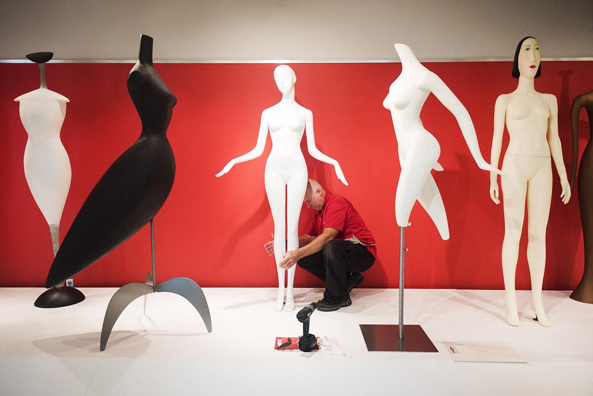 ralph pucci mannequins northeastern exhibit