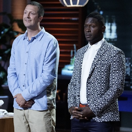 Antonio Brown To Join Boston Company For Shark Tank Pitch