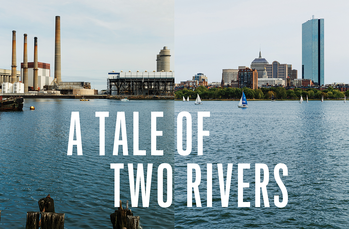 tale of two rivers charles mystic