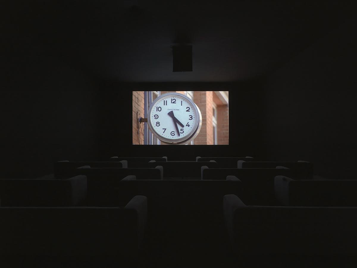 the clock mfa
