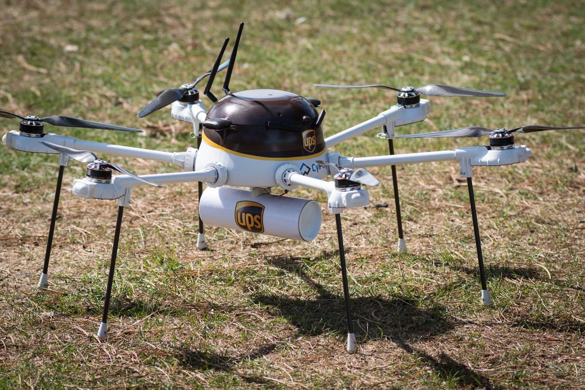 ups drone 1