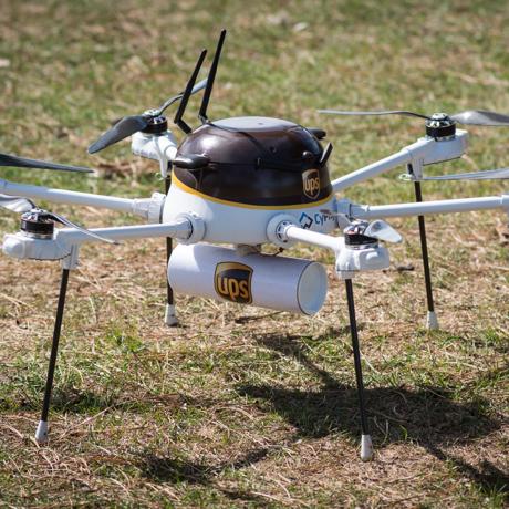ups drone sq