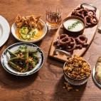upscale pub food sq