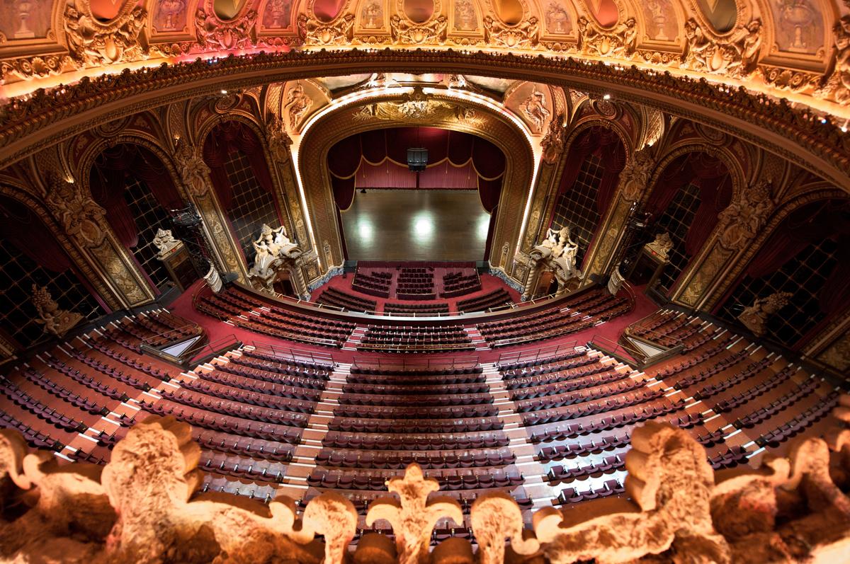 Citi wang theatre boston 1800 flower radio code
