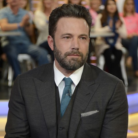 "GOOD MORNING AMERICA - Ben Affleck talks about his new film ""The Accountant,"" on GOOD MORNING AMERICA, 10/6/16, airing on the ABC Television Network.   (ABC/Ida Mae Astute)  BEN AFFLECK"