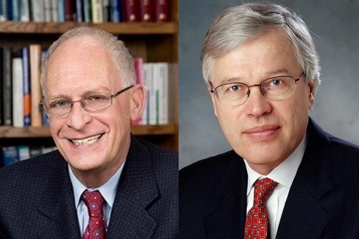 Photos via Harvard Economics, MIT Economics