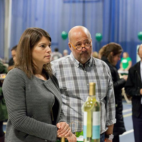 Babson Food Day Gail Simmons Andrew Zimmern square