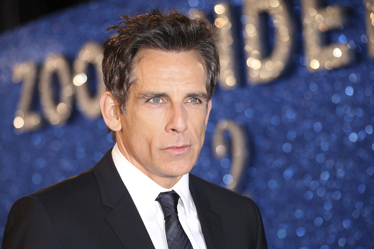 Ben Stiller Is Filming His New Movie in Boston This Week