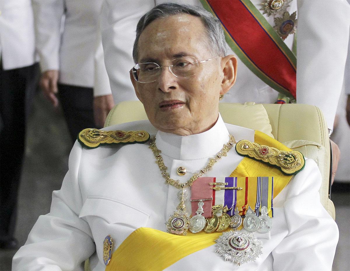 cambridge born thai king bhumibol adulyadej dies at 88