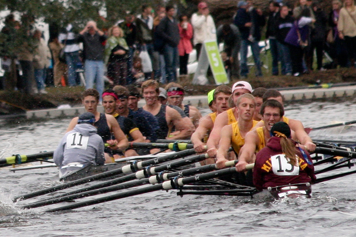 Head of the Charles. Photo by Ivy Dawned on Flickr Commons.
