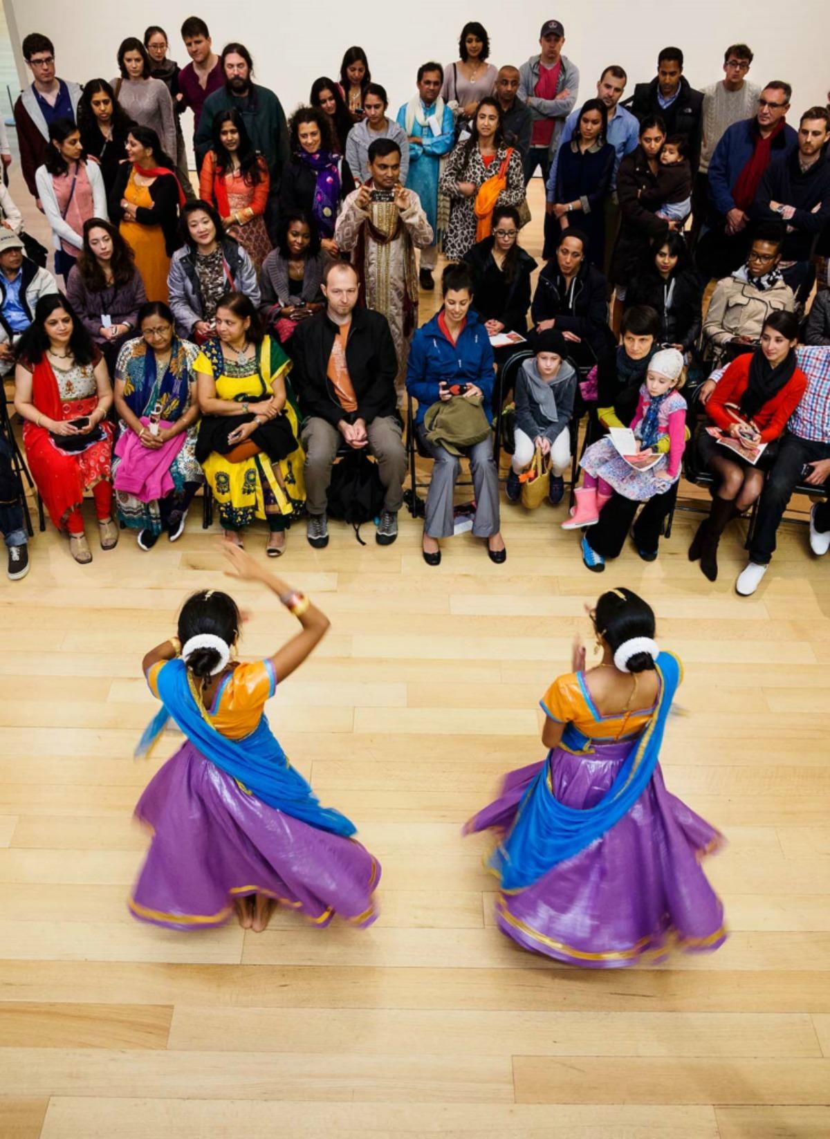 Diwali at Museum of Fine Arts