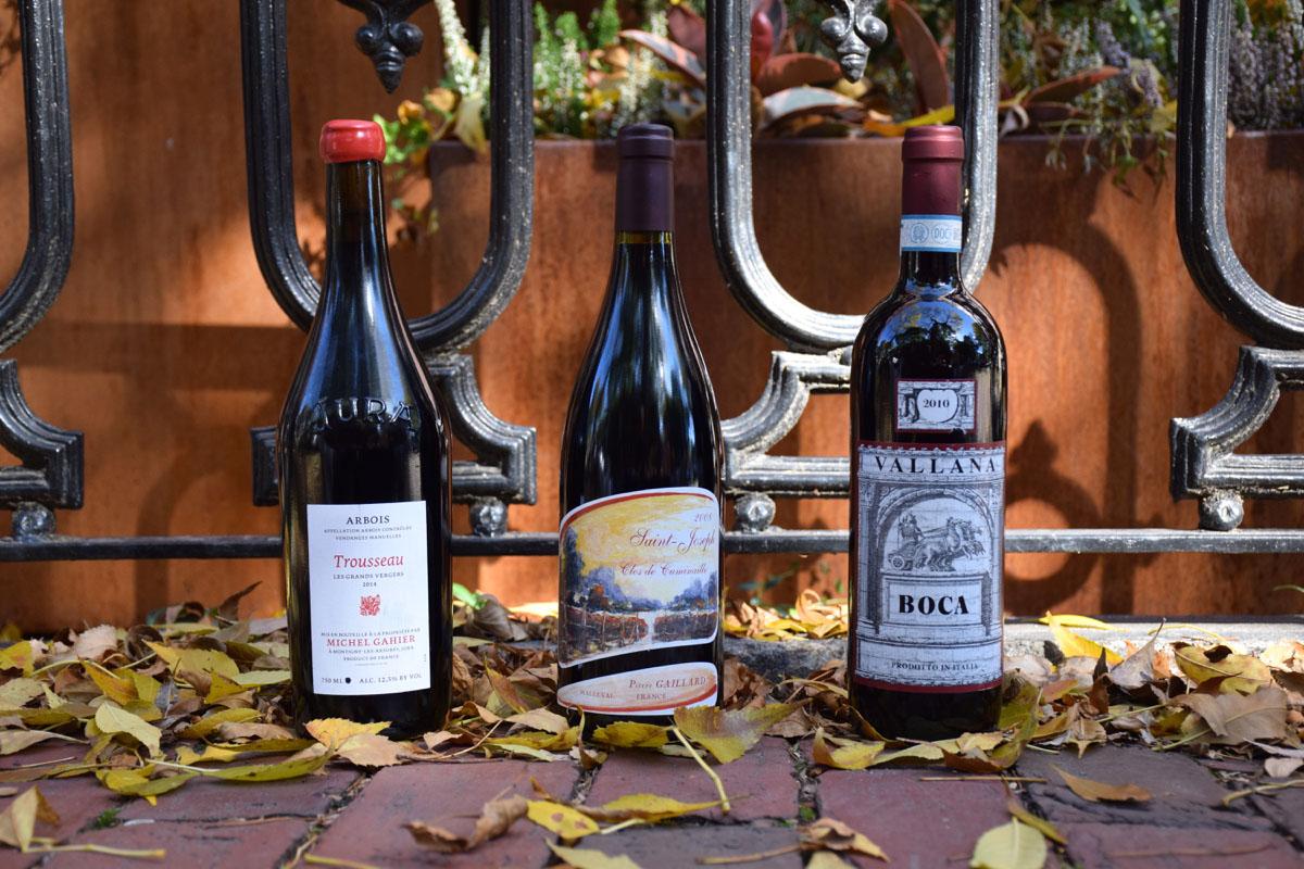 Fall Wines 2016 Craigie