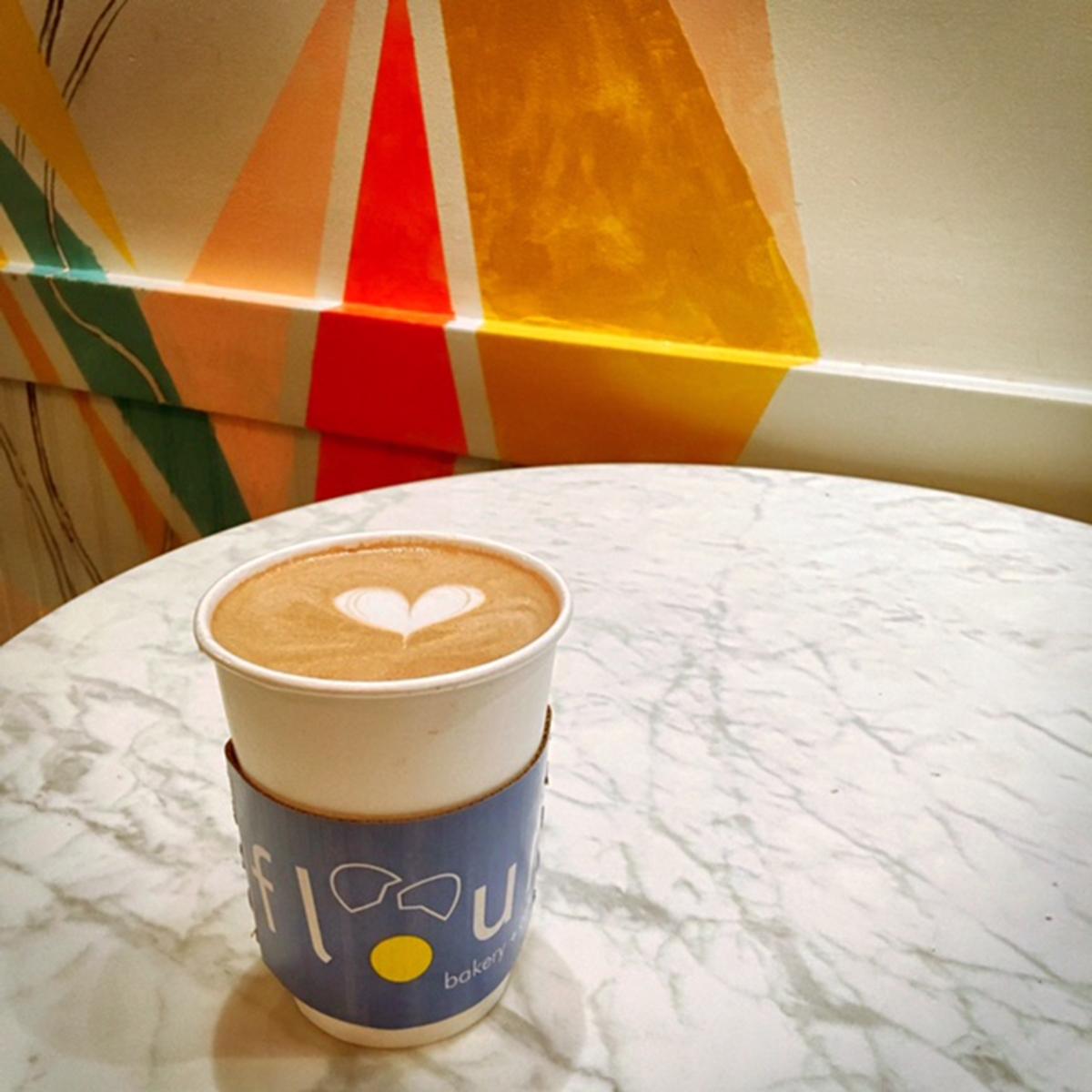 Photo courtesy of Flour Bakery + Cafe