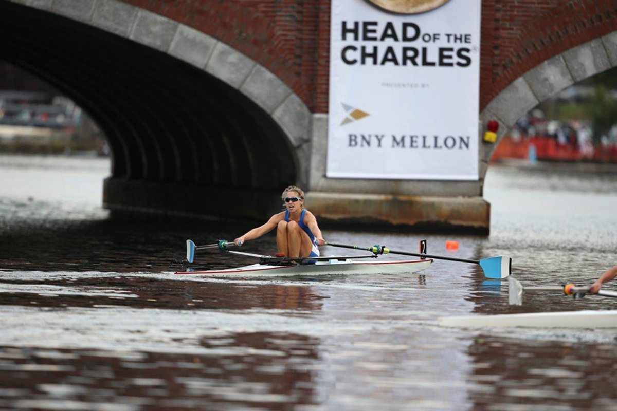 Courtesy of the Head of the Charles Regatta