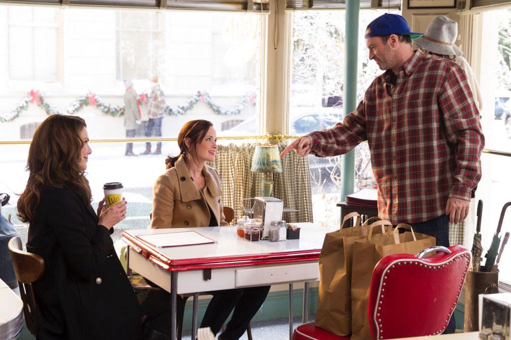 Gilmore Girls Luke's Diner